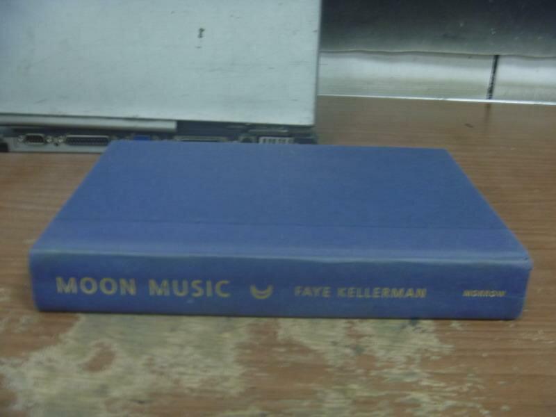 【書寶二手書T8/原文小說_QMX】Moon Music_Faye Kellerman