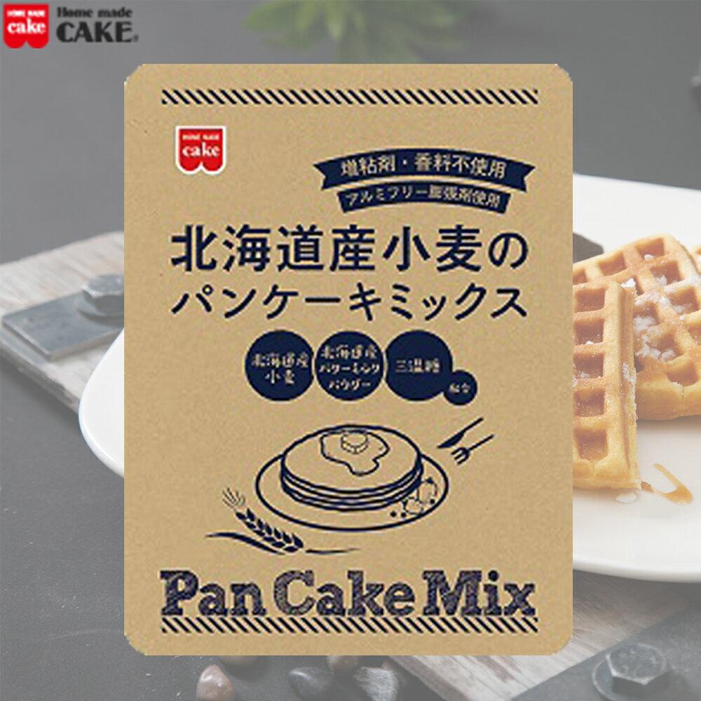日本 共立 北海道小麥鬆餅粉-200g