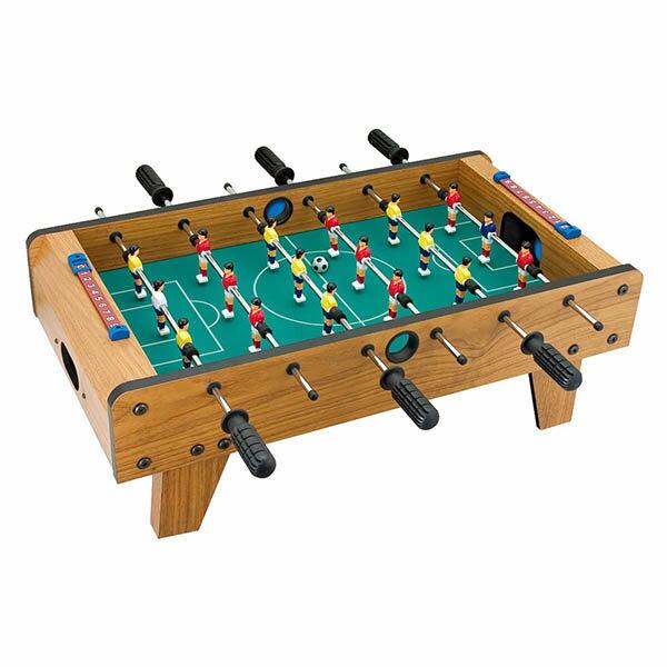 木製桌型手足球台(6桿)