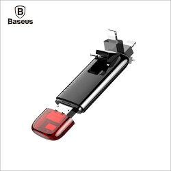 Baseus倍思 紅曜石 Z1 Lightning / Micro 二合一 儲存隨身碟 32G / 64G  Apple