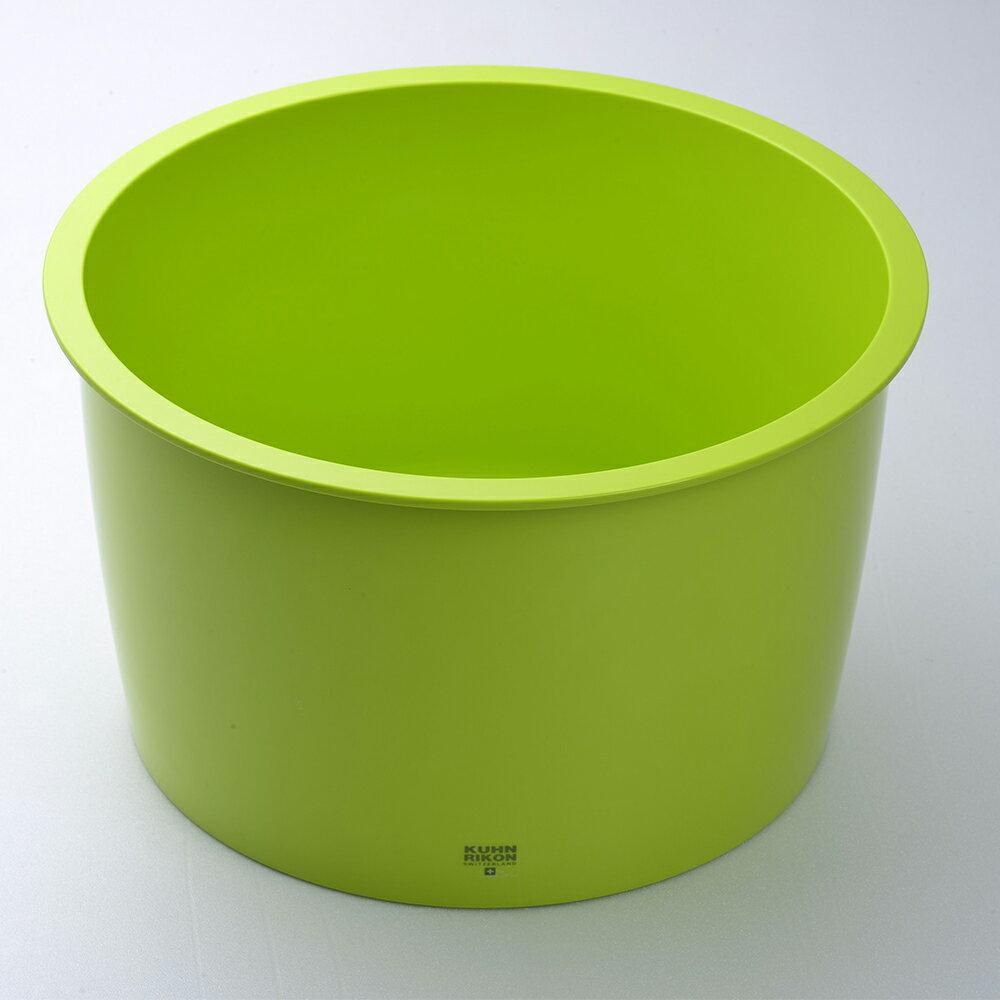 【瑞士Kuhn Rikon】 HOTPAN 休閒鍋 湯鍋 悶燒鍋 5L 綠色(kuhn rikon休閒鍋) 6