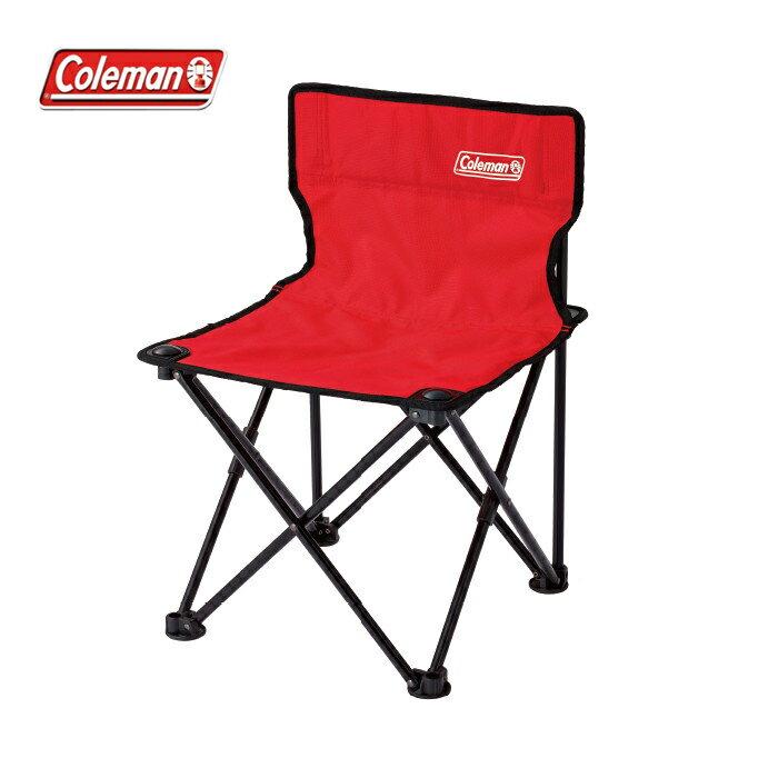 【露營趣】中和安坑 Coleman CM-26845 吸震摺椅/紅 摺疊椅 童軍椅 休閒椅 露營椅