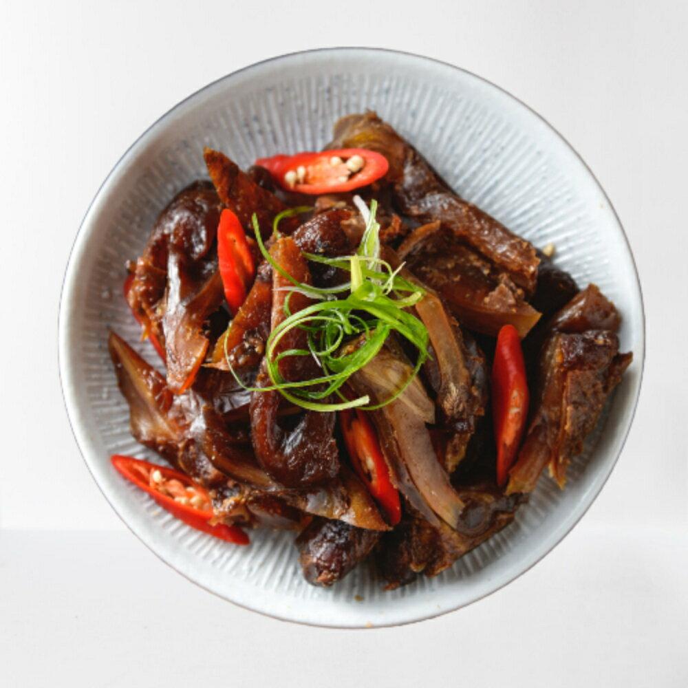 老眷舍秘製滷牛筋 重量: 200g±10g / 300g±10g / 600g±10g 下酒菜 年菜 滷味 1