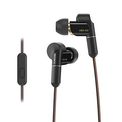 SONY XBA~N3AP 入耳式耳機 LCPHD 混合式驅動系統Hi~Res 貨2年