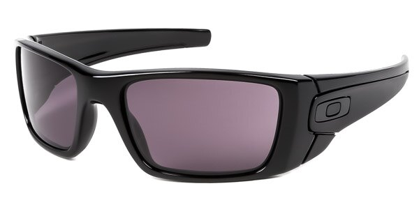 501996a20 AreaTrend: Oakley Men's Mirrored Fuel Cell OO9096-01 Black Rectangle ...
