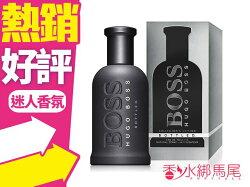 HUGO BOSS 自信 珍藏版 男性淡香水 100ML / 另有 50ml◐香水綁馬尾◐