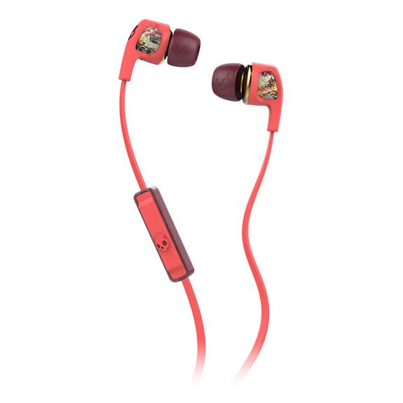 志達電子精品專賣:志達電子S2PGGY-419美國SkullcandyDIMEDIME(女性系列)耳道式耳機forAppleAndroid