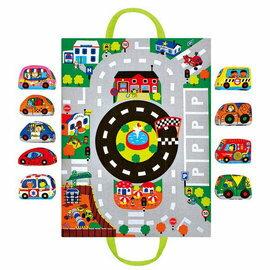 【淘氣寶寶】奇智奇思 K's Kids趣味車車隨身組 【保證公司貨●品質有保證●非水貨】