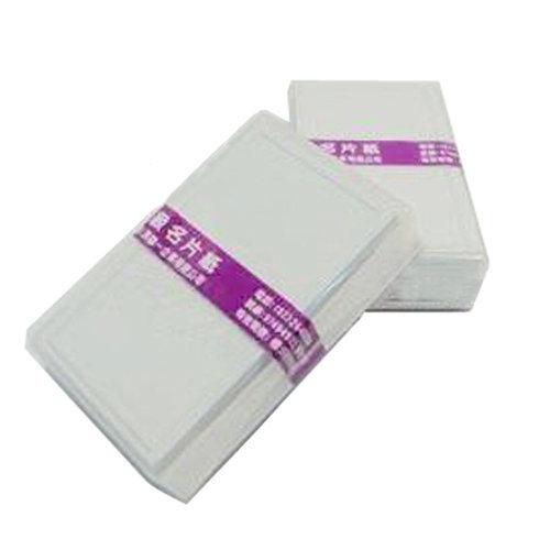 頂鶴 高級空白名片紙 (卡七名片紙)