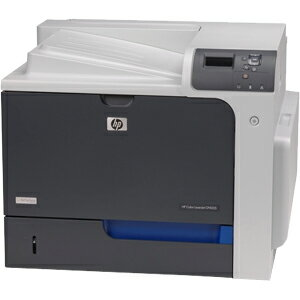 HP LaserJet CP4000 CP4525N Laser Printer - Color - Plain Paper Print - Desktop - 42ppm Mono/42ppm Color Print - 1200 x 1200dpi Print - 600 sheets Input - Gigabit Ethernet - USB 3
