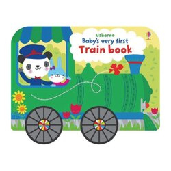 Baby's Very First Train Book 寶寶的第一本火車書