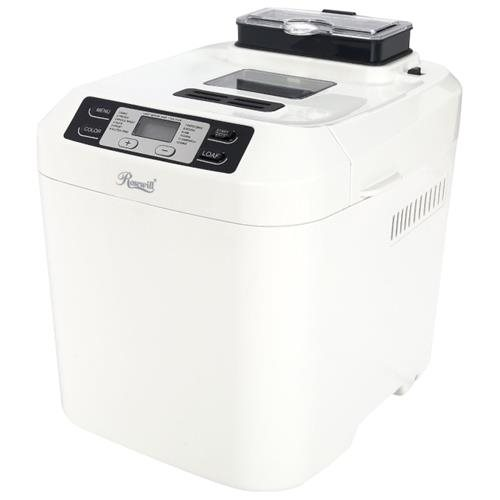 Rosewill RHBM-15001 2-Pound Programmable Rapid Bake Bread Maker with Automatic Fruit and Nut Dispenser, Gluten Free Menu Setting 67c9541a2ec3c4fdad466960b7275ea9