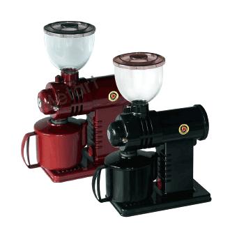 【Metart形而上】小富士電動磨豆機 Fuji DX R-220 Mill 鬼齒刀 黑 / 紅