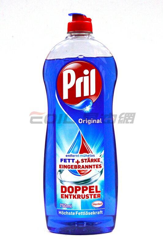 PRIL 高效能洗碗精 清新香味 750ml #62025