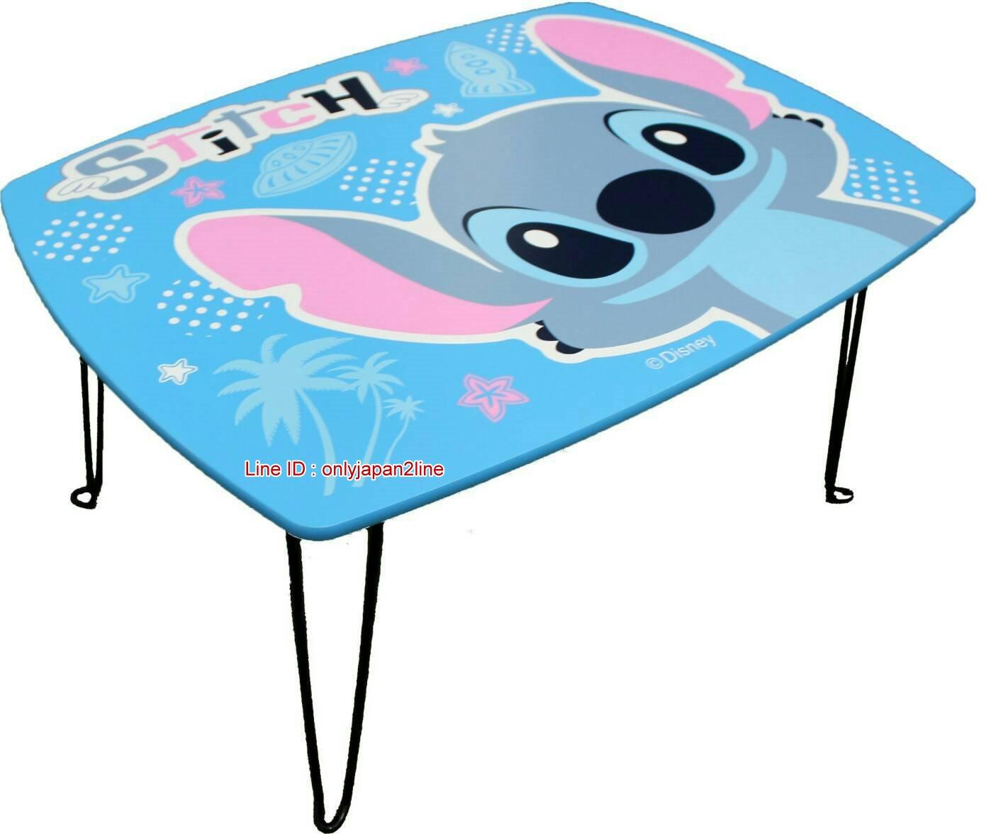 【真愛日本】16120700001史迪奇長桌-可愛 迪士尼 星際寶貝 史迪奇 桌子 和式桌 擺飾