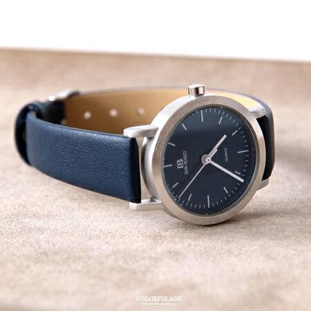 手錶 正韓DON BOSCO簡約皮革腕錶 柒彩年代~NEK9~單支