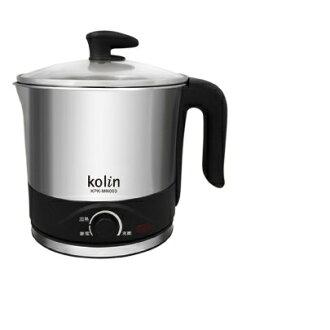 歌林 Kolin 1.5L單柄高級304不鏽鋼美食鍋 KPK-MN003