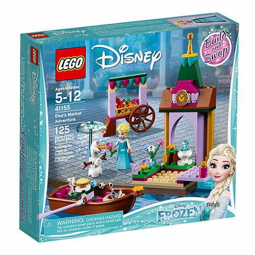 樂高LEGO 41155 迪士尼公主系列 - Elsa's Market Adventure 艾莎 - 限時優惠好康折扣