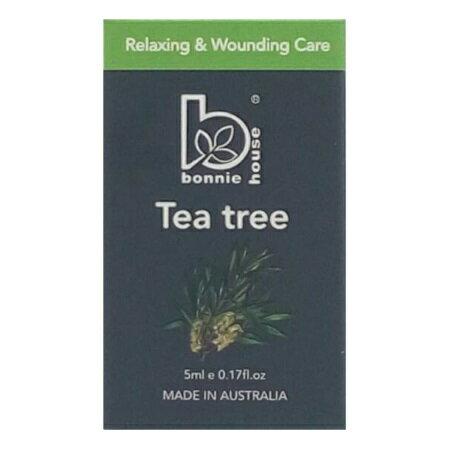 【小資屋】澳洲Bonnie House 茶樹精油 5ml*1瓶效期:2026.9.18