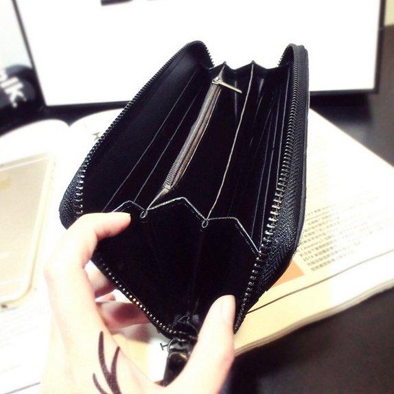 【JP.美日韓】菱格 三 錢包 非 三宅質感 BAO 包包 錢包 亮皮 長夾 主要販售設計