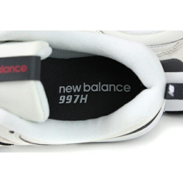NEW BALANCE 997H 運動鞋 復古鞋 白色 男鞋 CM997HBH-D no605 6