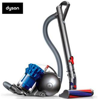 dyson Ball fluffy CY24圓筒式吸塵器 科技藍(簡配版)