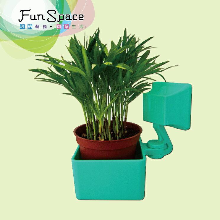 FunSpace方型置物架 吸盤置物架 無痕置物架 (1入)