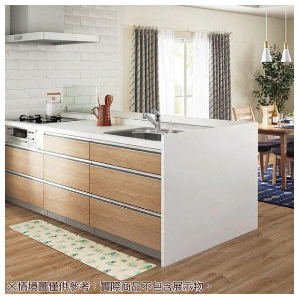 PVC廚房地墊 LEAF BE 45×120 NITORI宜得利家居 2