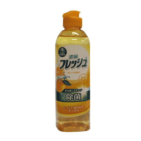 第一石鹼濃縮洗碗精-香橙味