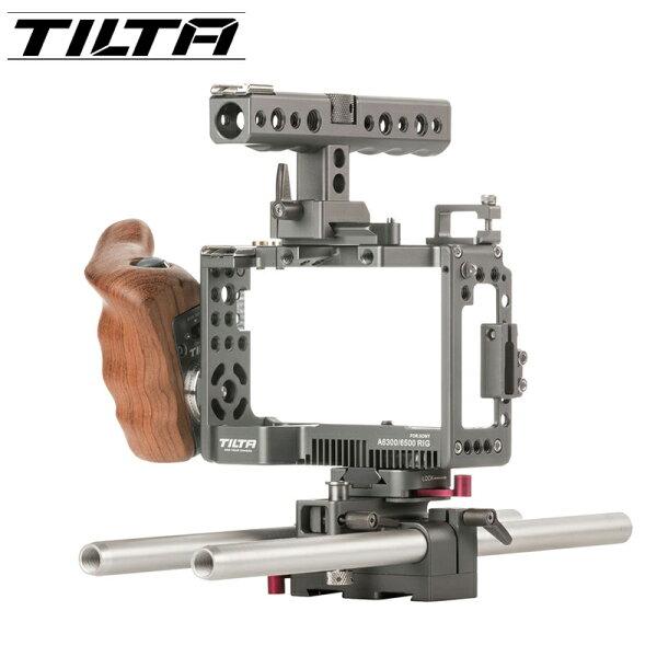 ◎相機專家◎TILTA鐵頭ES-T27A組A6系列鐵籠遮光斗提籠微電影A6300A6500公司貨
