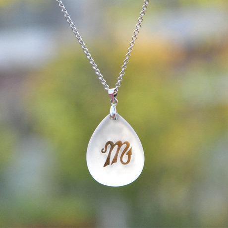 天蠍座開運水晶飾品創意生日禮物 男女項鏈