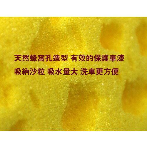 汽車珊瑚海棉 洗車棉 蜂窩狀 洗車 不傷車漆 配置掛繩 洗車清潔用品 汽車美容用品 沂軒精品 A0293