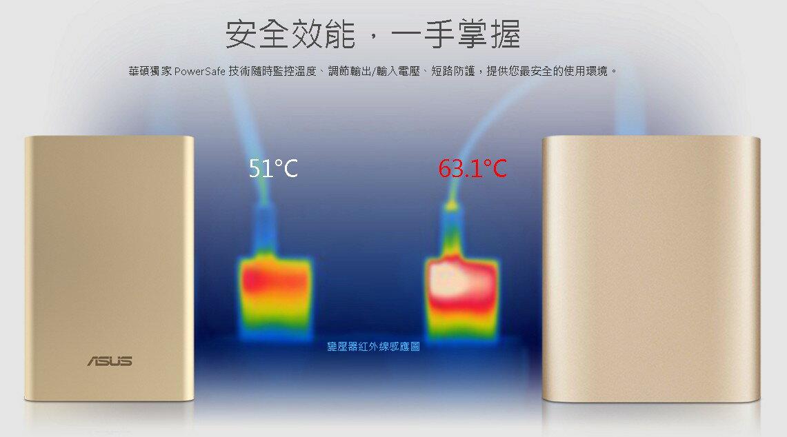 銷量第一 ASUS ZenPower 10050mAh名片型行動電源 華碩行動電源 日本原廠電芯 / 手機 / 勝小米 APPLE 5