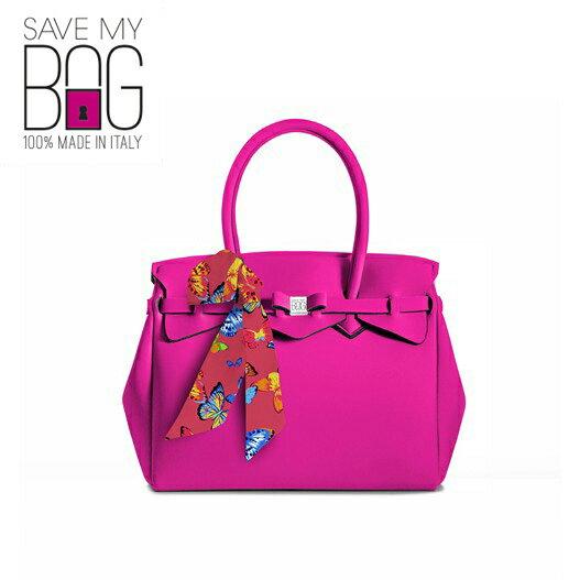 SAVE MY BAG SILKY 包包配件 絲巾 飾品 義大利名牌包