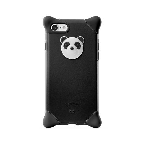 BoneiPhone87(4.7)泡泡保護套黑-貓熊手機殼