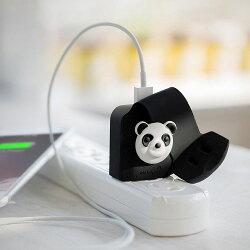 Bone 移動 充電器 貓熊