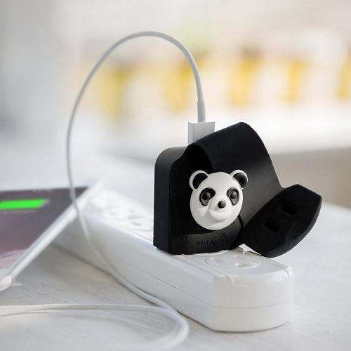 Bone移動充電器貓熊