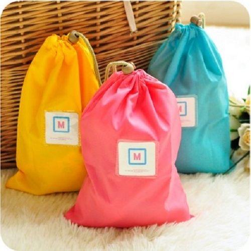 ego:韓國收納防水旅行收納袋衣物整理袋(L號)