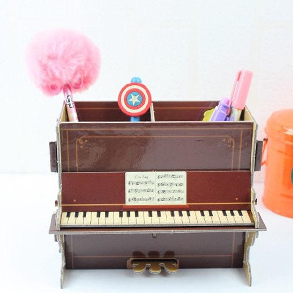 ego:創意DIY聖誕佈置收納盒收納架聖誕禮物復古交換禮物桌面收納