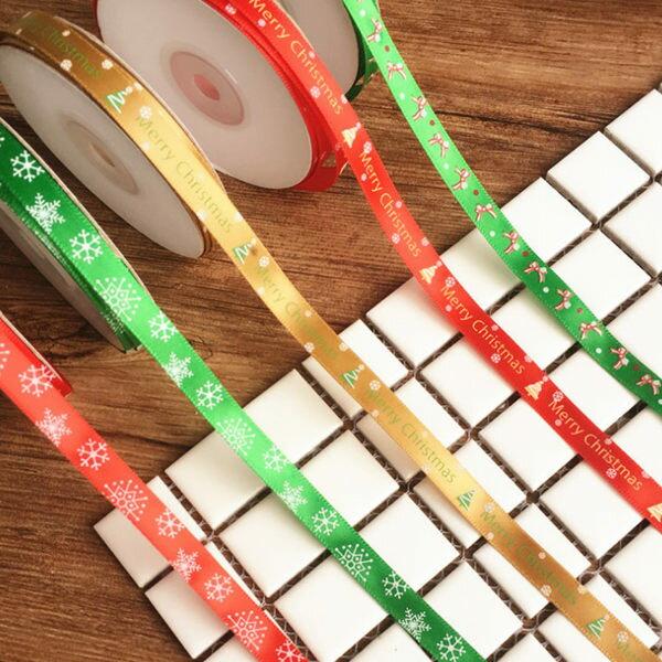 聖誕節 聖誕 DIY  聖誕包裝 緞帶 聖誕裝飾 聖誕樹 絲帶 雪花 聖誕圖片