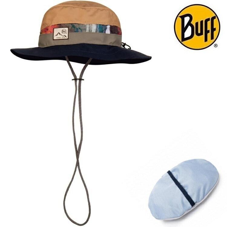 Buff 可收納圓盤帽/防曬遮陽帽 119528-555 山峰學院