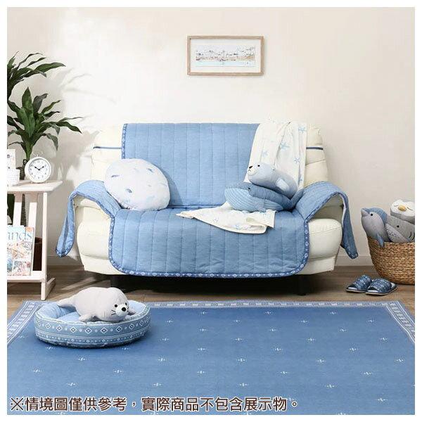 接觸涼感 沙發保潔墊 N COOL Q 19 BL 2P NITORI宜得利家居 1