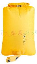 【【蘋果戶外】】Exped 32205090 瑞士 Schnozzel Pumpbag 超輕量打氣防水袋Pump 登山露營旅遊