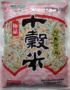 【本草甘露】極品十穀米1000g