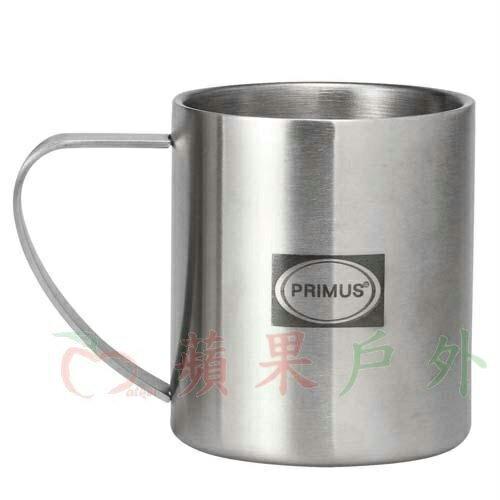 【【蘋果戶外】】Primus 732250 200cc 0.2公升不鏽鋼隔熱杯 咖啡杯 鋼杯 斷熱杯 保溫杯