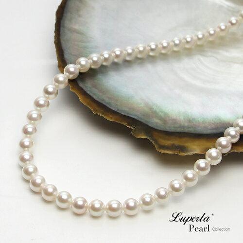 大東山珠寶 日本Akoya海水珍珠系列項鍊 6-6.5mm 1