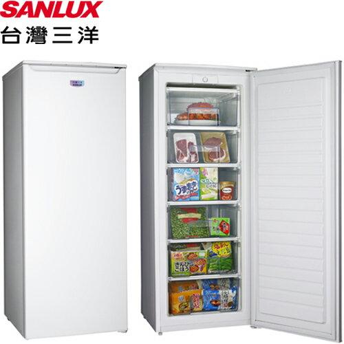 SANLUX 三洋 SCR~170  SCR~170A 170L 直立式冷凍櫃