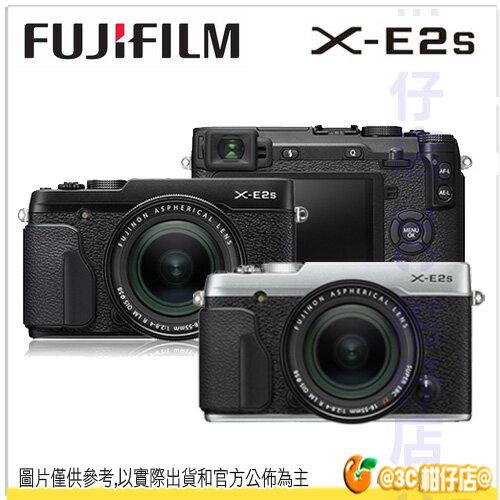 富士 Fujifilm X-E2s 18-55mm 恆昶公司貨 微單 全自動 XE2S