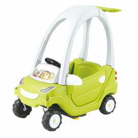 【淘氣寶寶】【CHING-CHING親親】嘟嘟車/滑步車/學步車(全配/一級料/綠色)(CA-11G)【保證原廠公司貨】