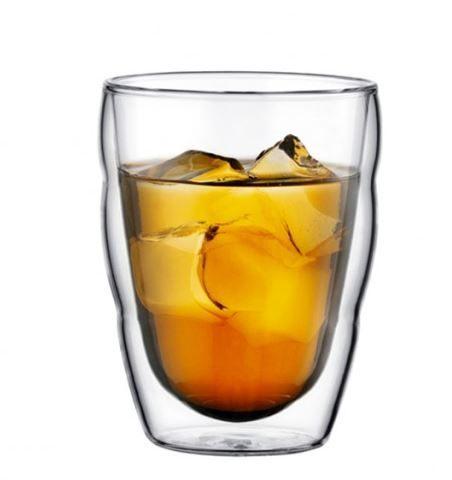 Bodum PILATUS雙層玻璃杯250CC-2入